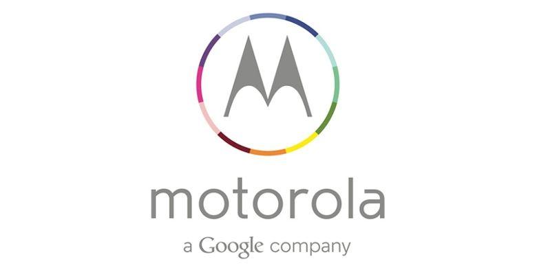 Logo baru Motorola Mobility