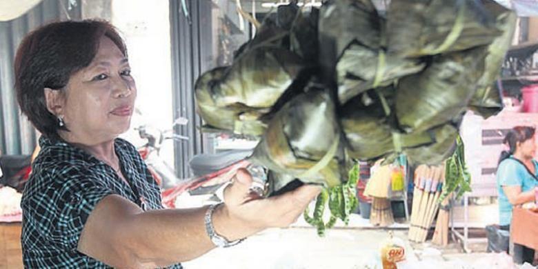 Bacang di Indonesia yang Beradaptasi dengan Rasa Lokal