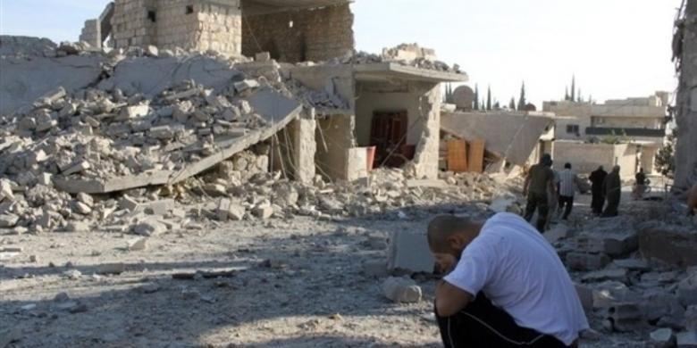 Jerman Siap Bantu Bangun Kembali Suriah Jika...