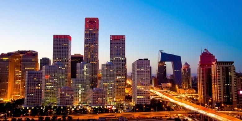 Investasi properti China di mancanegara meroket 600 persen.