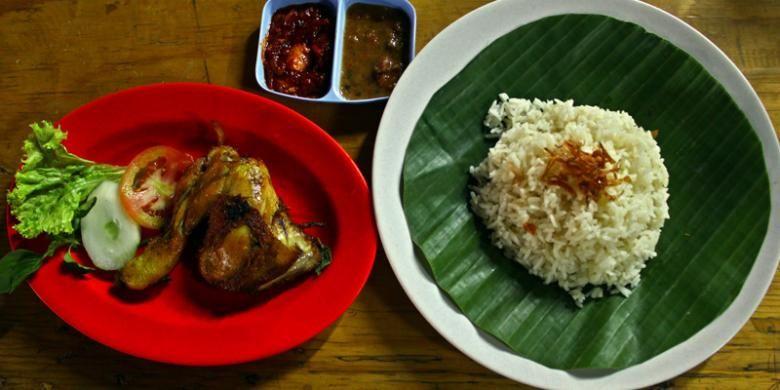 Nasi Uduk Kuliner Persilangan Budaya Melayu Dan Jawa Kompas Com