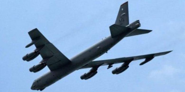 Pesawat pembom, B-52 Stratofortress.
