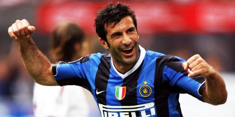 Luis Figo, ketika masih menjadi pemain Inter Milan.