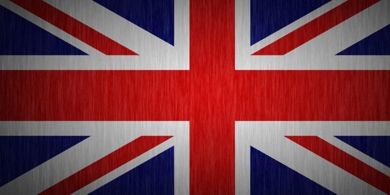 Ilustrasi Bendera Inggris