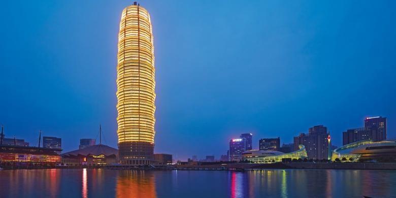 Kota Masa Depan yang Dibangun di Luar Ibukota