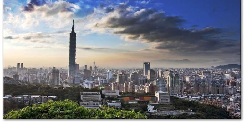 Harga hunian di Taiwan mencatat lonjakan drastis, dua digit.