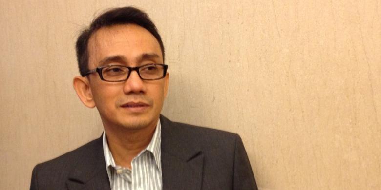 Mantan Presiden Direktur XL Hasnul Suhaimi