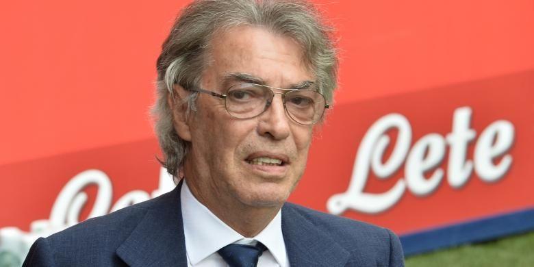 Mantan Presiden Inter Milan, Massimo Moratti.