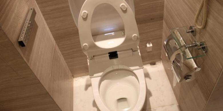 Harga toilet ini setara 3.000 dollar AS atau setara Rp 35,2 juta per unit. Dapat dilihat di kamar Hotel Kerry di Beijing, Nicolas Carlson, penulis BusinessInsider, bersaksi bahwa toilet ini paling maju dalam sejarah peradaban manusia.