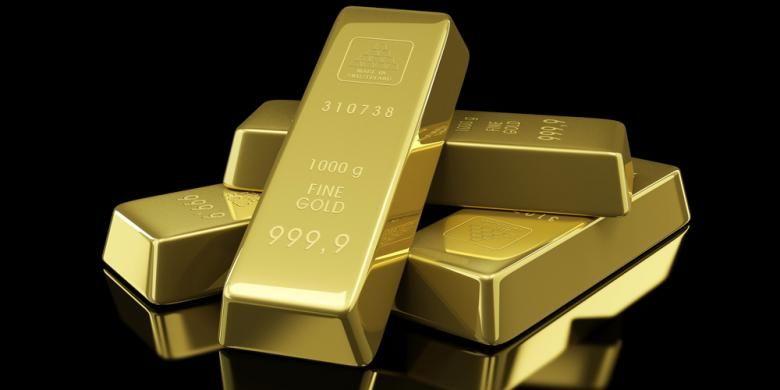 Hari Ini Harga Emas Turun Jadi Rp 600000 Per Gram Kompascom