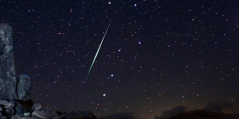 Hujan meteor Geminid