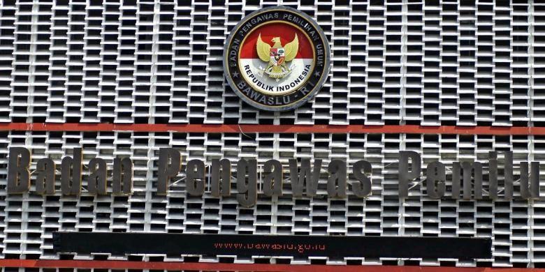 Kantor Badan Pengawas Pemilu (Bawaslu) di Jalan MH Thamrin, Jakarta Pusat, Kamis (9/7). Dhoni Setiawan (DS) 09-07-2009