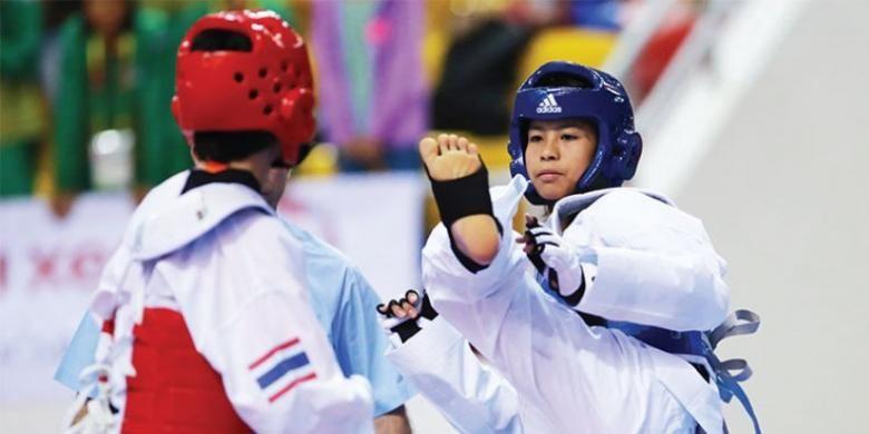 Taekwondo SEA Games XXVII/2013