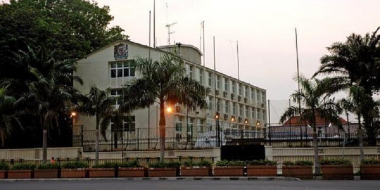 Kedutaan Besar Inggris di Jakarta