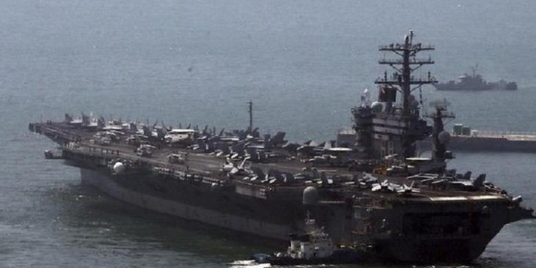 Kapal Induk AS, USS Nimitz