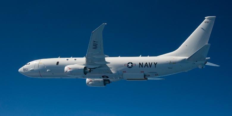 P-8 Poseiodn milik US Navy
