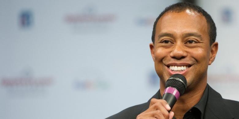 Pegolf Amerika Serikat, Tiger Woods.