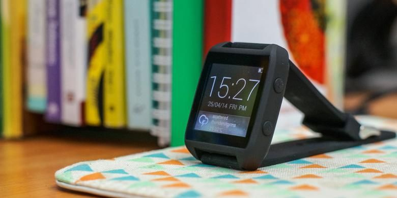 Jam tangan pintar Speedup Smartwatch
