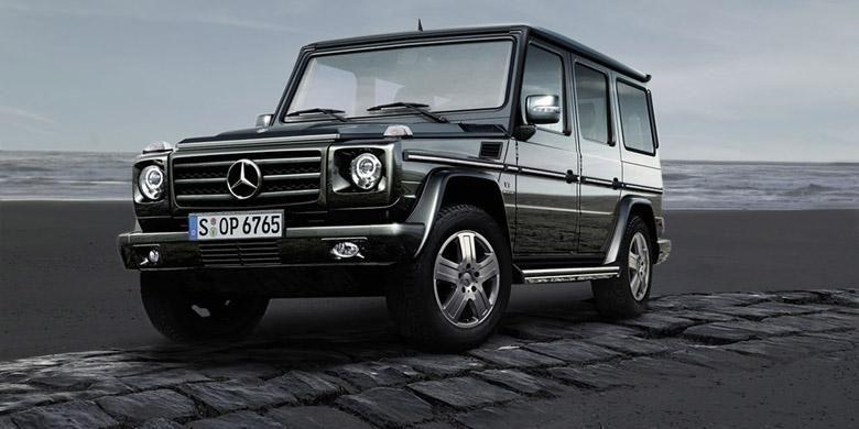 Salah satu ikon, Mercedes-Benz G-Class, akan mendapat ubahan signifikan.