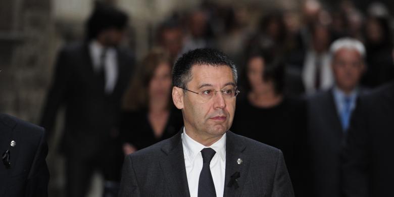 Presiden Barcelona, Josep Maria Bartomeu.