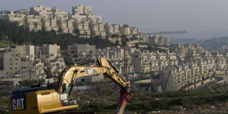 Kawasan Yerusalem Timur direbut Israel dalam perang tahun 1967.