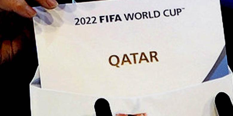 Qatar diumumkan sebagai tuan rumah Piala Dunia 2022 pada Desember 2010.