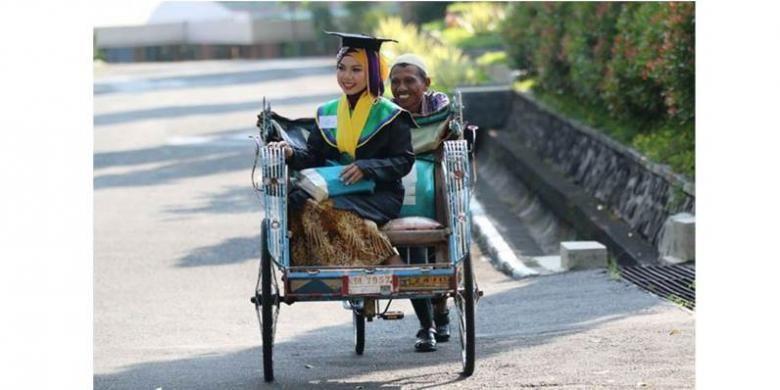 Kisah Mereka-Mereka yang Berani Bekerja Apapun Demi Biaya Sekolah
