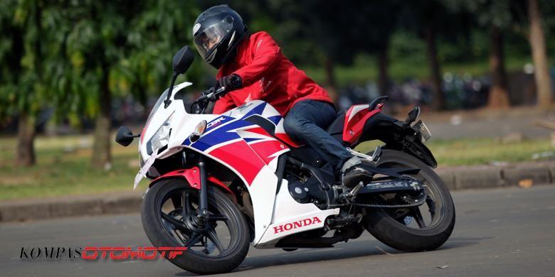 Honda All-New CBR250R nyaman dikendarai.