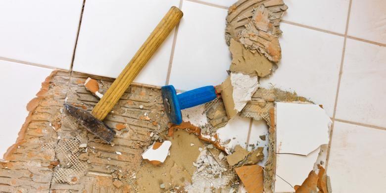 Sebelum dimulai, urungkan dulu niat renovasi jika ada sedikit keraguan. Terlebih, jika pelaksanaan renovasi sudah terlalu dekat dengan Hari Raya.