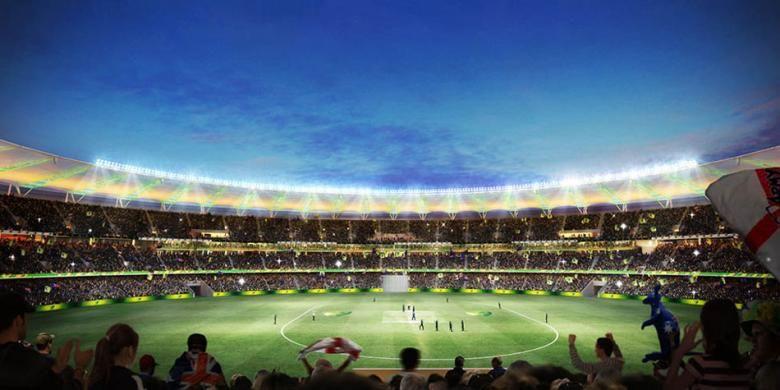 Stadion ini disiapkan untuk menyelenggarakan berbagai acara, termasuk Australian Football League (Sepakbola Gaya Australia), sepak bola, rugbi, kriket, konser musik dan sebagainya.