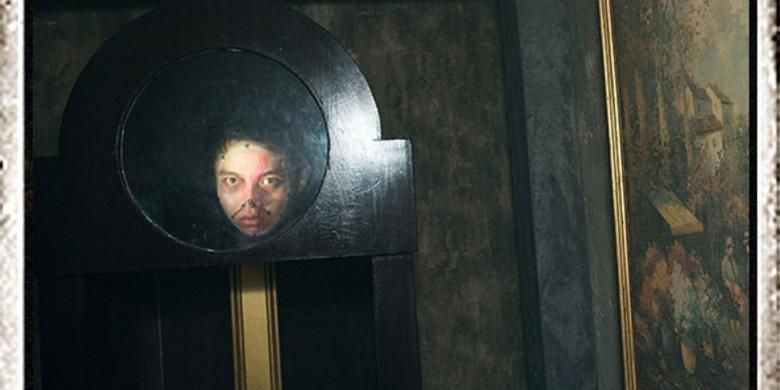 Halloween Horror Nights di Universal Studio Singapore