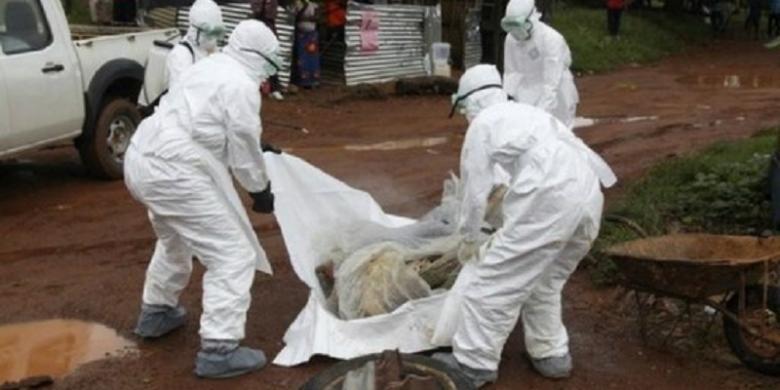 WHO menyatakan status darurat global terkait penyebaran virus ebola