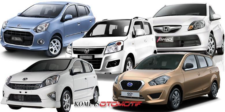 Pemain mobil murah di Indonesia.