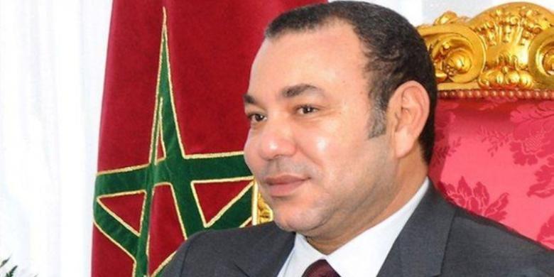 Raja Maroko, Mohammed VI.