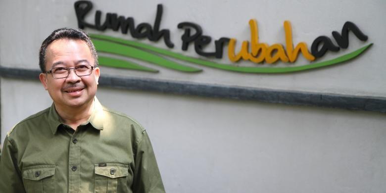 Prof Rhenald Kasali