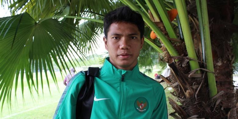 Bek tim nasional Indonesia, Achmad Jufriyanto.