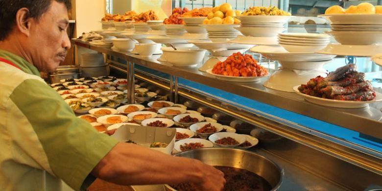 Yang Khas dari Restoran Padang…