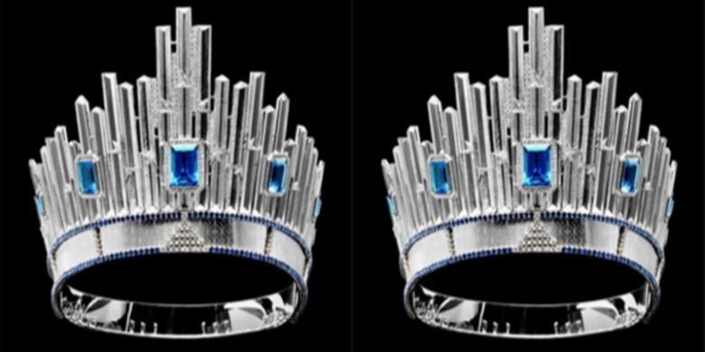 Siapakah yang beruntung mengenakan mahkota baru ini untuk pertama kalinya?