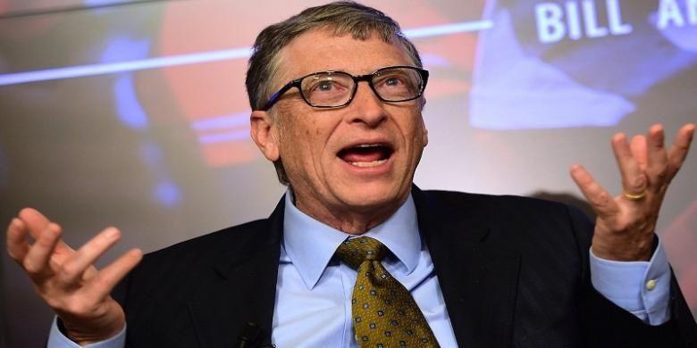 Bill Gates, pendiri Microsoft
