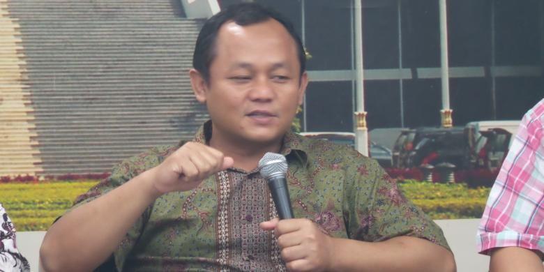 Anggota Komisi VI DPR Sarmuji
