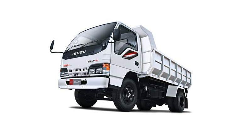 Isuzu ELF - NKR 71 CC HD