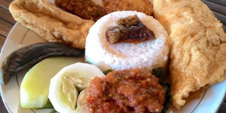 Nasi Tempong