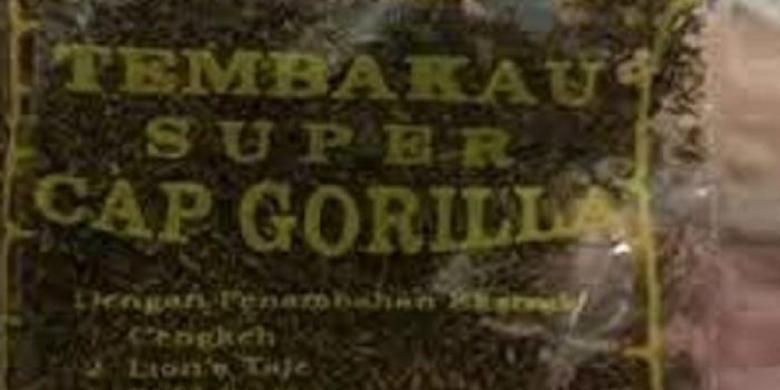 Tembakau gorila