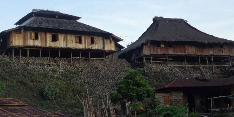 Desa Wisata Wolotopo Di Ende Butuh Pembangunan Infrastruktur Halaman All Kompas Com