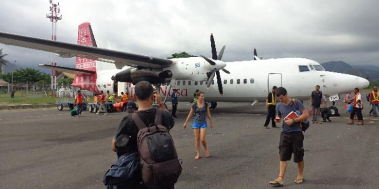 Per Juni Trans Nusa Layani Penerbangan Jakarta Cilacap Semarang