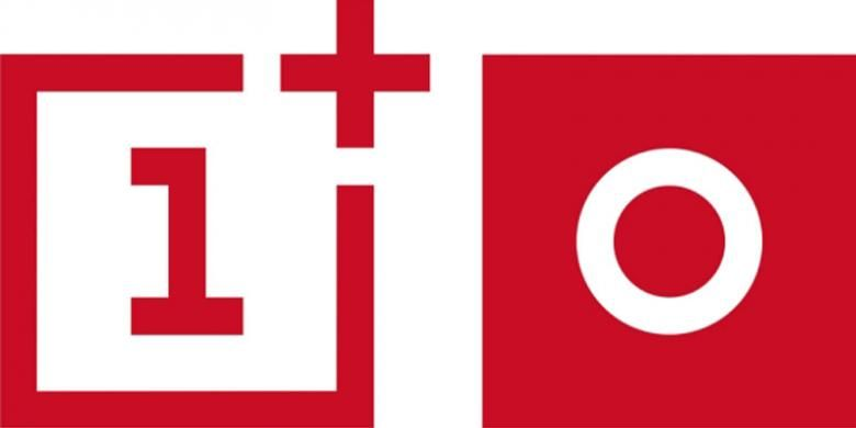 Logo OnePlus bersama dengan OxygenOS