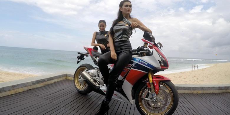 Moge termewah yang dimiliki PT Astra Honda Motor (AHM) saat ini untuk dipasarkan di Indonesia.