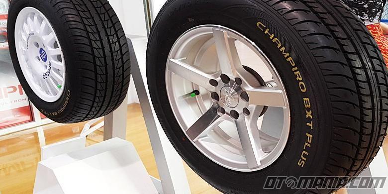Ban baru GT Radial BXT Plus di JFK 2015