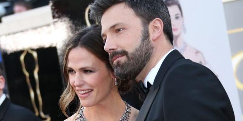 Ben Affleck dan Jennifer Garner hadir dalam Academy Awards 2013, yang diselenggarakan di Dolby Theatre,  rHollywood, Los Angeles, California, AS, pada 24 Februari 2013 waktu setempat.