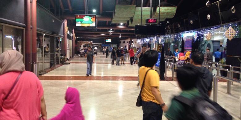 Mengenal Fasilitas Terminal Operation Center di Bandara Soekarno-Hatta